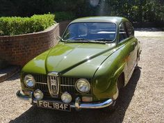 Saab 96 V4, lovely characterful car,great drive. For Sale (1968)
