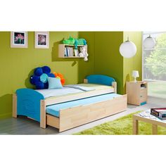 Sofas and Beds Kids Double Bed, Double Beds, Built In Storage, Bed Storage, Double Bed Designs, Spare Bed, Stylish Beds, Bed Frame, Sofas