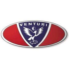Find all about Venturi car brand, Venturi Logos - Venturi Emblem - Venturi Symbol, Meaning and Information. Largest Car Encyclopedia in one place. Car Brands Logos, Car Logos, Ferrari, Porsche, Koenigsegg, Bugatti, Maserati, Logo Autos, Volkswagen Golf