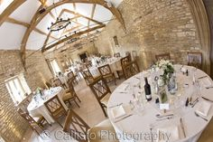 beautiful wedding reception room captured by Callisto Photography, Caswell House. Spot our crossed strands canopy!