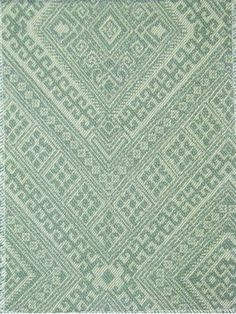 """Santa Maria Mineral - Nate Berkus Fabric, Jacquard fabric, durable 20,000 double rubs. 100% cotton. Perfect for upholstery fabric, drapery fabric, pillow covers or top of the bed. Repeat; V 13.75"""" x H 6.75"""". 54"""" wide"""