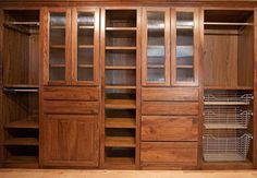 Closets « Tharp Cabinets stores things like the Vacuole