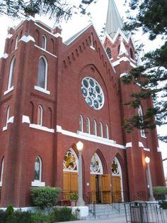 Santa Clara Catholic Church Oxnard, Ca Oxnard California, Southern California, California History, Ventura County, Santa Clara, Local History, Place Of Worship, View Photos, San Diego