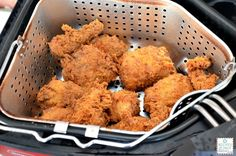 Fried Chicken with Electric Fryer ever fried chicken recipe chicken fried chicken Fried Chicken Deep Fryer, Deep Fryer Recipes Chicken, Best Fried Chicken Recipe, Making Fried Chicken, Fried Chicken Breast, How To Cook Chicken, Chicken Breasts, Chicken Wings, My Favorite Food
