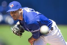 David Price - Blue Jays. Been an honor to watch him play for the Jays. Sad we couldn't keep him.