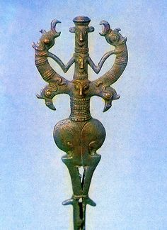 Орнамент и стиль в ДПИ - Луристанские бронзы (Lorestān bronze)