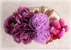 前田京子,ペーパーフラワー,紙の花,お花紙
