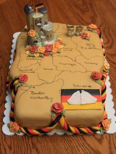 Die 14 Besten Bilder Von Torte Deutschland Germany Pies Und Cake Art