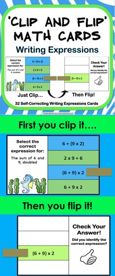 Numerical Expressions Focused Daily Review Ccss 5th Grade