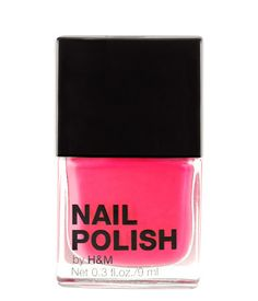 What is your favourite nail colour?