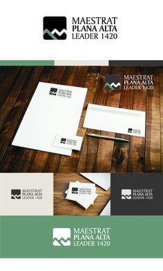 Maestrat Plana Alta logotipo Diseño Triloby estudio Vaquer Puigcerver Creativity
