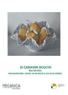 El jueves 21 de mayo a las 20:30 h Inauguración #exposición #óleos #BeaSánchez #weelporvenir