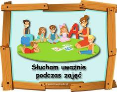 Wizualizacja zasad przedszkolnych według planu daltońskiego - Pastelowe Kredki Toy Chest, Family Guy, Toys, Frame, Fictional Characters, Decor, Decorating, Toy, Toy Boxes