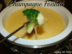 Juggling Act: Champagne Fondue
