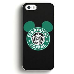 This is a Starbucks Mickey Inspired iPhone SE Case , high flexibility, and thin…