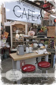 """""""Now Showing"""" 4 day event at Sweet Salvage Fried Green Tomatoes The Whistlestop Cafe blog.sweetsalvage.net"""