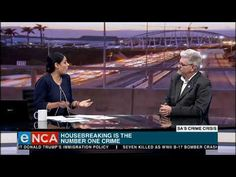 NSA Global's Jean Senekal discusses the millions of rands South African's are having to spend on private security companies on eNCA.