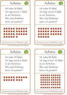 25 besten Mathe Bilder auf Pinterest | Montessori, Arbeitsblätter ...