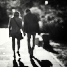 Melancholy - #MAinLoveWithLightAndShadow #WatchingPeople #HoldingHands #HandInHand #Walking #Couple #LovingCouple #Love #Blur #Blurry #Memory #Memories #Melancholy #Street #StreetPhotography #StreetLife #UrbanLife #Streetphoto_bw #Bnw #Monochrome #BlackAndWhite #Black&White #HowIFeelAtTimes #HowISeePeople #HowISeeTheWorld
