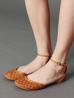 17478498c23f Jeffrey Campbell Lilianna Flat at Free People Clothing Boutique