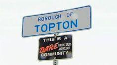 Topton, PA ~ my hometown