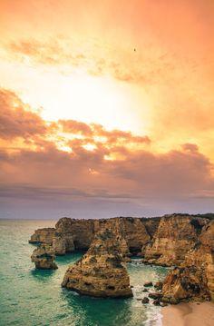 "pedromgabriel:Faro, Algarve ""The final color of the day - By Pedro Gabriel"""
