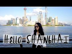 SHANGHAI VLOG - LeSassafras - YouTube
