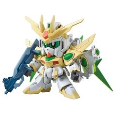 Gundam Build Fighters TRY Gundam BB WARRIOR : Star Winning Gundam