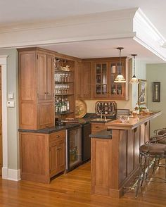 Basement Bar Plans, Basement Kitchenette, Basement Bar Designs, Home Bar Designs, Basement Remodeling, Rustic Basement, Basement Ideas, Modern Basement, Small Basement Bars