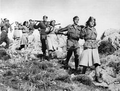 6 December 1944: British troops begin to intervene in Greece The ELAS communist group of Greek resistance fighters had been the best organised during the occupation – but were now being asked to disarm.