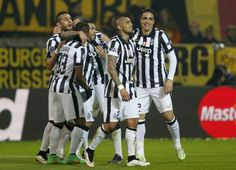 Juventus beats Dortmund to advance in Champions League