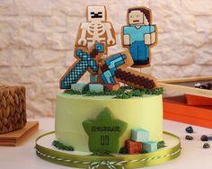 В ногу со временем⏱‼️Современные детки.. современные игры.. и современные тортики на День Рождения