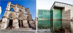 Modern Art Amid Ancient Stone in Cuenca, Spain - NYTimes.com