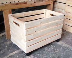 Ящики из дерева | ПК Грин Вуд