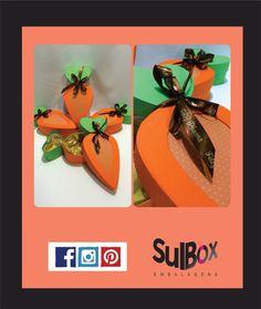 Caixa cenoura, um presente feito especial pra você. Sul Box pensando em você!!!#sulboxembalagens #love #f4f #cute #nice #instagood #instalike  #tbt #igers #instadaily #iphonesia #follow #happy #decor