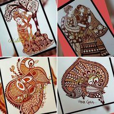 38 Ideas for tattoo designs drawings sketches portraits Arabic Bridal Mehndi Designs, Peacock Mehndi Designs, Dulhan Mehndi Designs, Unique Mehndi Designs, Beautiful Mehndi Design, Beautiful Rangoli Designs, Mehandi Designs, Tattoo Design Drawings, Tattoo Designs