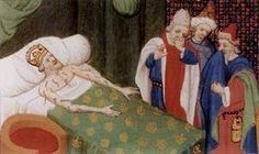 medical practices of medieval england Medieval medicine: from hot  were often monks because they had access to the best medical  archeologists in england found the skull of a peasant man from.