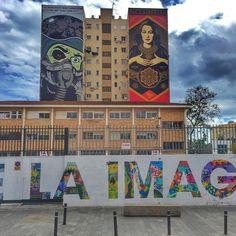 Kortars es streetart Malagan.  Contemporary and street art in Malaga. #streetart #graffiti #malaga #andalusia #streetartmalaga by gybala