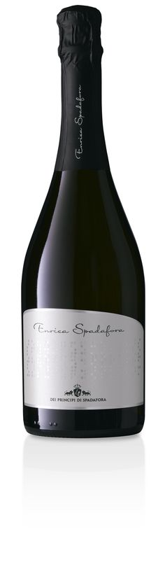 Spadafora // Enrica Spadafora Brut by LEONARDO RECALCATI, via Behance  wine / vinho / vino mxm