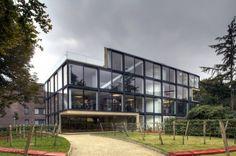 Allmann Sattler wappner Office Building münster