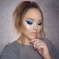 Get The Look: Nikki Tutorials' Zendaya Edgy Double Cut-Crease Makeup - Talking…