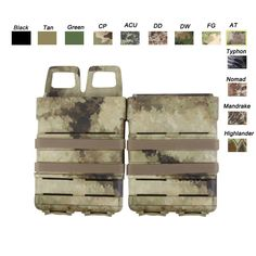 Fast Mag Pouch, Fast Magazine Pouch, Molle Mag Clip, FAST Magazine Holster, FAST MAG,Vest Accessory Box, Tactical Airsoft Accessory-Product Center-Sunnysoutdoor Co., LTD-