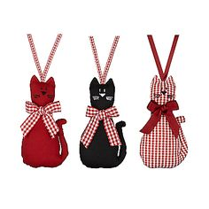 Buy Cambric and Cream Padded Cat Tree Decoration, Assorted online at JohnLewis.com - John Lewis