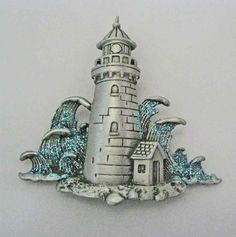 Lighthouse broach