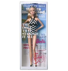 Sports Illustrated Barbie Doll - Swimsuit Dolls | Barbie Collector