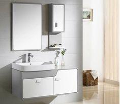箭牌浴室柜组合 箭牌卫浴柜正品 实橡木吊柜欧式现代洗脸盆柜组合-淘宝网 ¥1580.00
