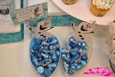 Frozen Birthday Party Ideas | Photo 6 of 17 | Catch My Party