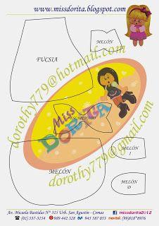 Miss Dorita: Niños y niñas