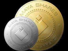 Деньги в интернете!: MAYA SHARES-Новый токен компании Maya-Group! Успей...