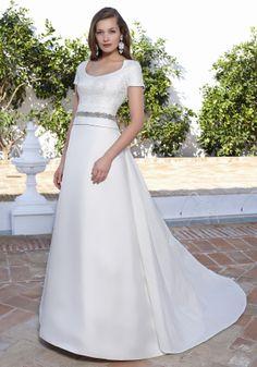 Vestidos de novia 2013 de Manu Garcia